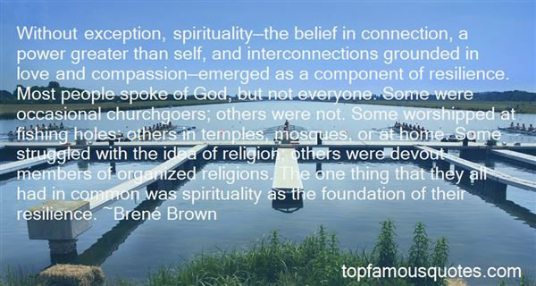 Quotes About Spiritual Connection