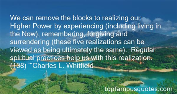 Quotes About Spiritual Practices