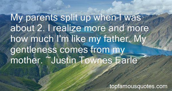 Quotes About Split Up Parents