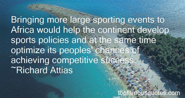 Quotes About Sports Events