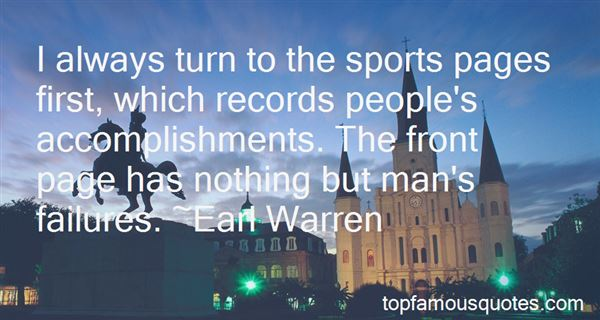 Quotes About Sports Records