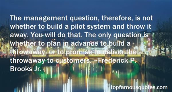 Quotes About Staff Management