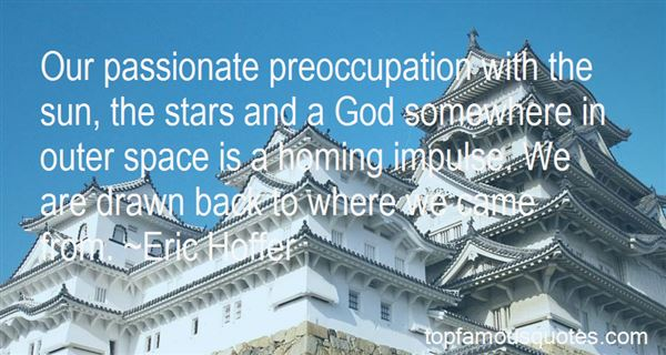 Quotes About Stars And Outer Space