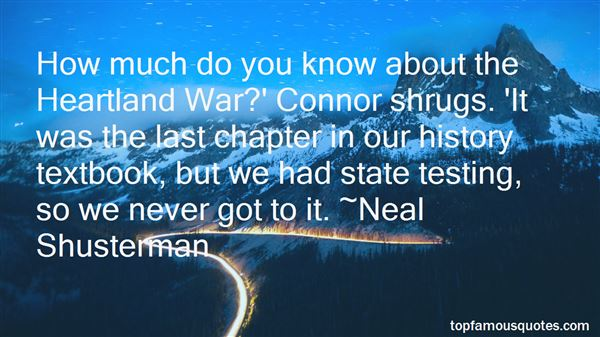 Quotes About State Testing