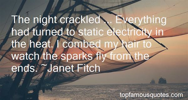 Quotes About Static Hair