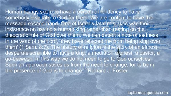 Quotes About Staying Focused On God