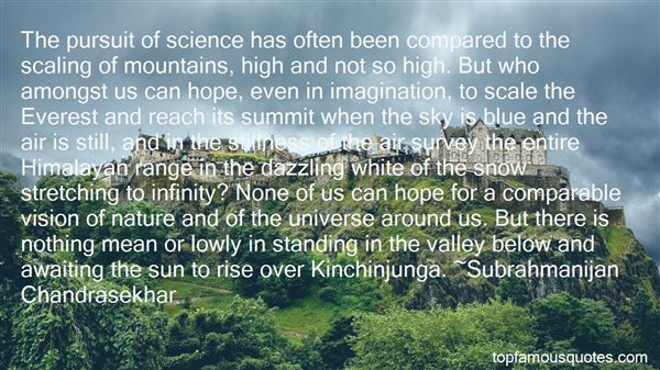 Quotes About Stillness And Nature