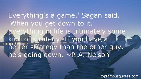 Quotes About Strategy In Sports