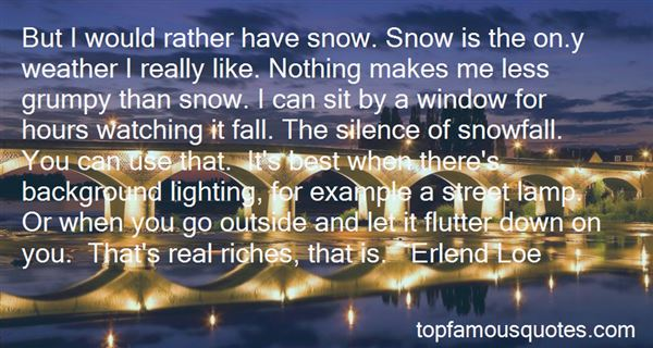 Quotes About Street Lamp