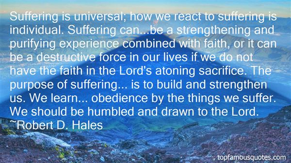 Quotes About Strengthening Faith