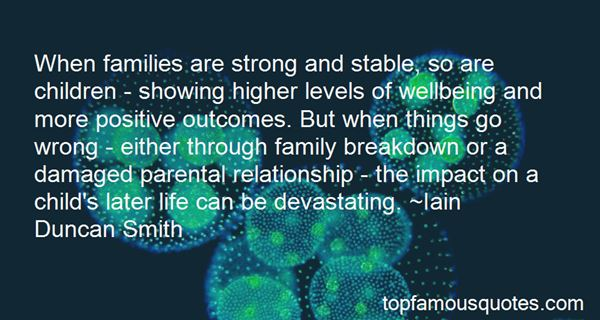 Quotes About Strong Family Relationship