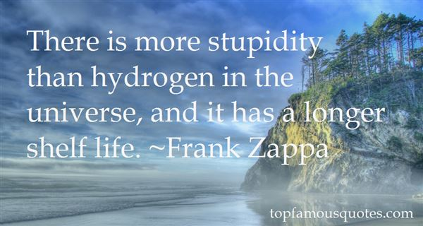 Quotes About Stupidity In Life