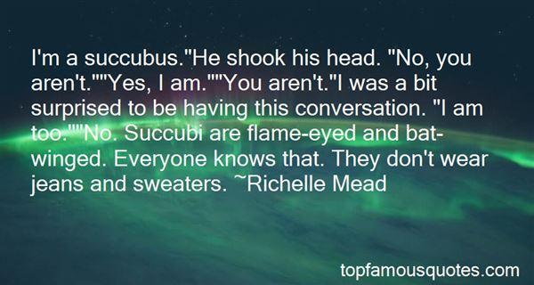 Quotes About Succubi