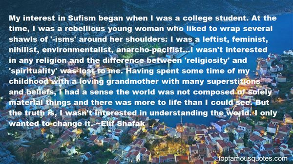 Quotes About Sufism In Urdu