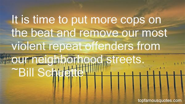 Quotes About Supporting Cops