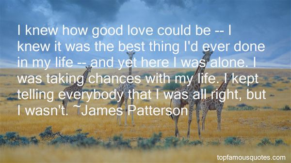 Quotes About Taking Chances On Love