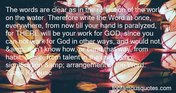 Quotes About Talent From God