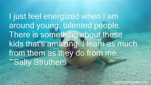 Quotes About Talented Kids