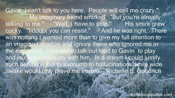 Quotes About Talking Out Loud