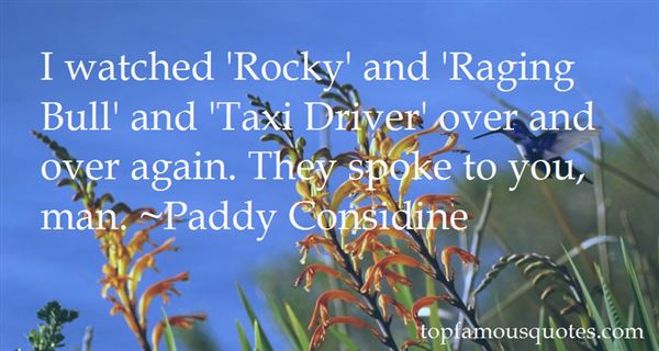 Quotes About Taxi Driver