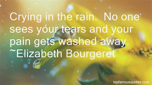 Quotes About Tears And Pain