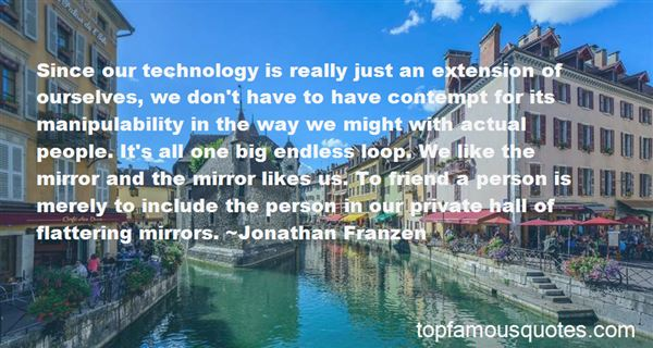 Quotes About Technology And Globalization