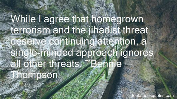 Quotes About Terrorism From Obama