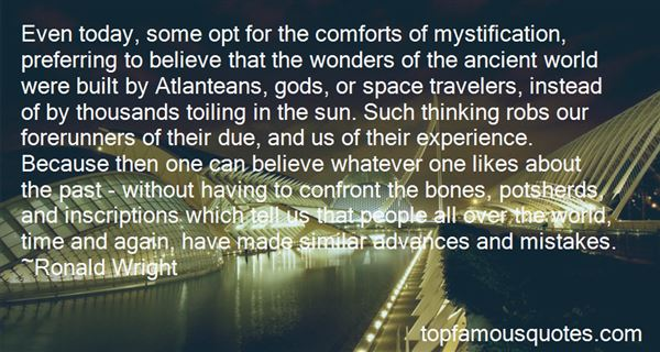 Quotes About The 7 Wonders Of The Ancient World