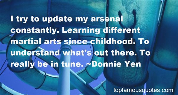 Quotes About The Arts And Learning