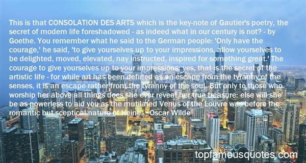 Quotes About The Arts And Life