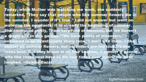 Quotes About The Beginning Of Summer