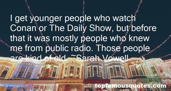 Quotes About The Daily Show