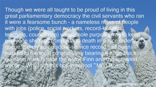 Quotes About The Death Of Democracy
