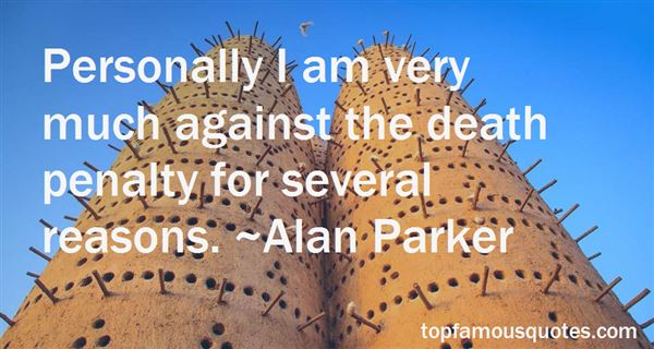 Quotes About The Death Penalty Against