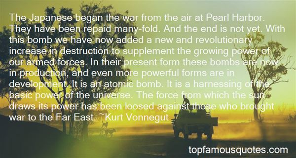 Quotes About The End Of War
