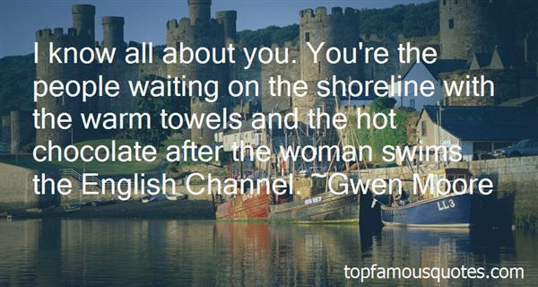 Quotes About The English Channel