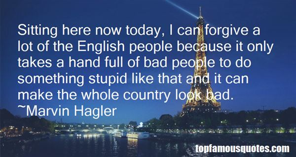 Quotes About The English People