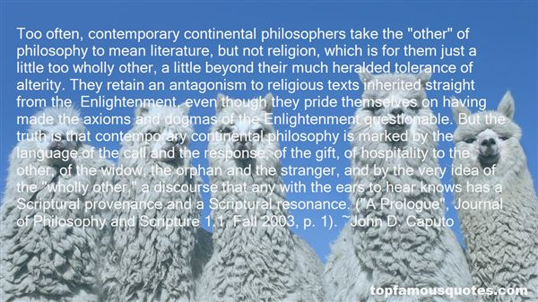 Quotes About The Enlightenment By Philosophers