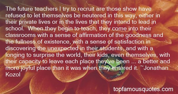 Quotes About The Greatness Of Teachers