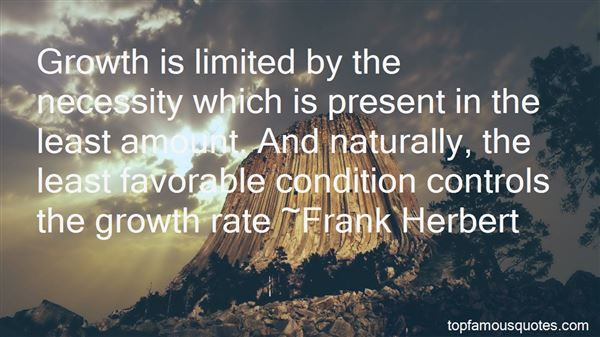 Quotes About The Growth