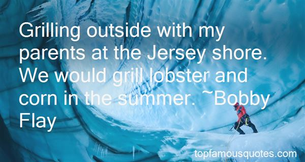 Quotes About The Jersey Shore