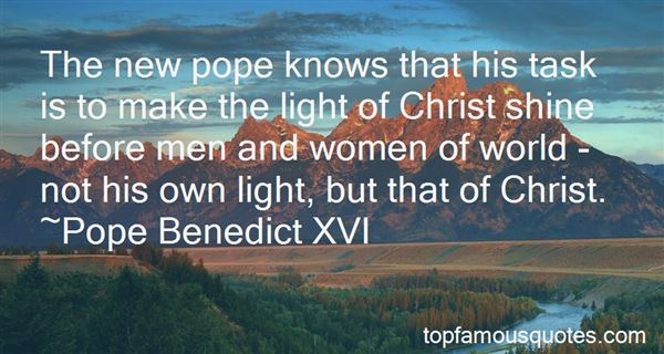 Quotes About The Light Of Christ