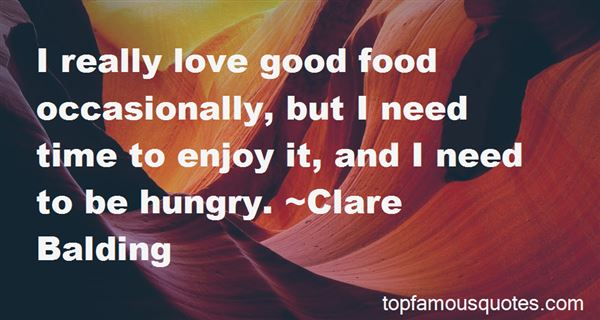 Quotes About The Love Of Food