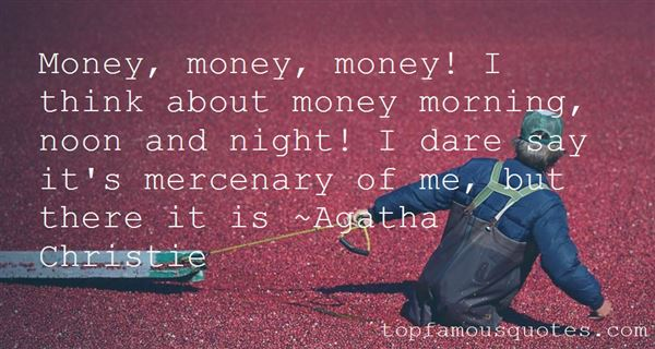 Quotes About The Meaninglessness Of Money