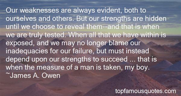 Quotes About The Measure Of A Man