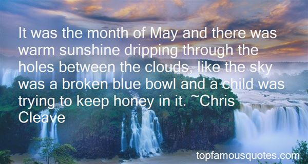 Quotes About The Month Of May