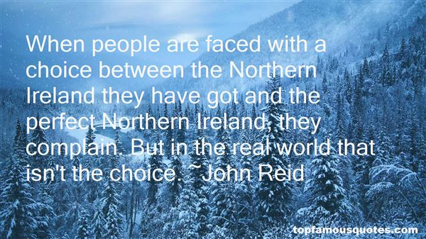 Quotes About The Northern Ireland Assembly