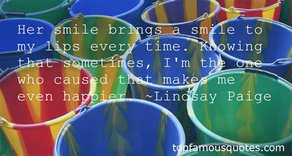 Quotes About The One Who Makes You Smile