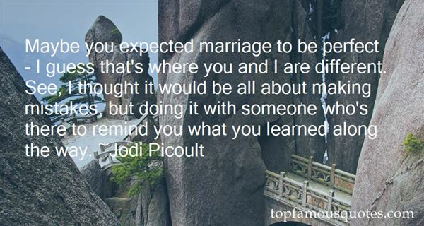 Quotes About The Perfect Marriage