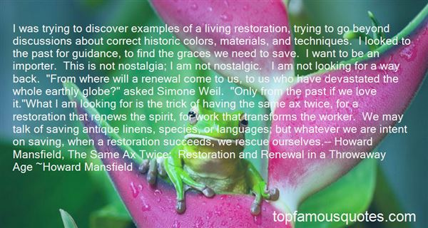 Quotes About The Restoration Lds
